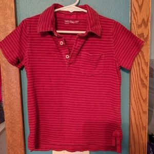 3t red Gap polo